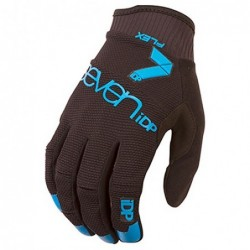 Guantes 7 Protection Flex-17 Negro/Azul Electrico T-M Referencia/Part nº: 2911501025