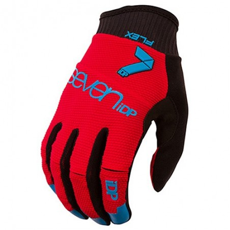 Guantes 7 Protection Flex-17 Rojo/Azul Electrico T-M Referencia/Part nº: 2911501025