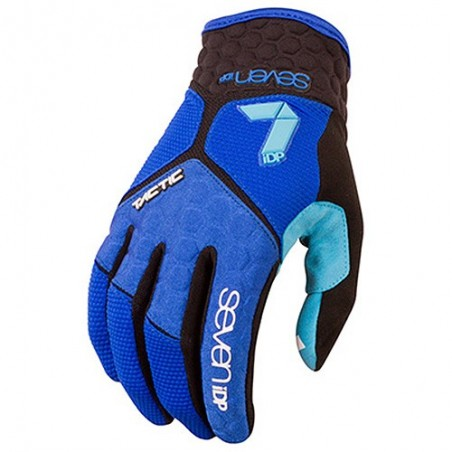 Guantes 7 Protection Tactic-17 Azul Marino/Azul Electrico T-M Referencia/Part nº: 2911501025
