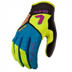 Guantes 7 Protection Tactic-17 Cyan/Magenta/Amarillo/Negro T-M Referencia/Part nº: 2911501025