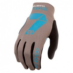Guantes 7 Protection Transition-17 Gris/Azul Electrico T-S Referencia/Part nº: 2911501025