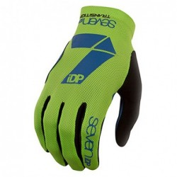 Guantes 7 Protection Transition-17 Lima/Azul T-M Referencia/Part nº: 2911501025