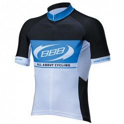Maillot BBB M/C Team Blanco/Azul Bbw-251 T-XL Referencia/Part nº: 2911501025