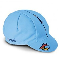 Gorra Cinelli Supercorsa Color Azul