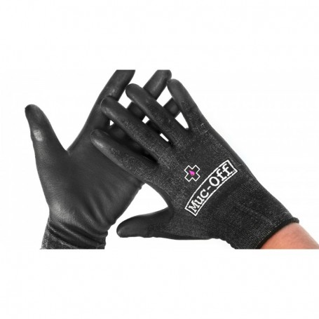 Guantes Taller Mecanico Anti Cortes Muc-Off T-8 Mechanic Bike Gloves WorkShop