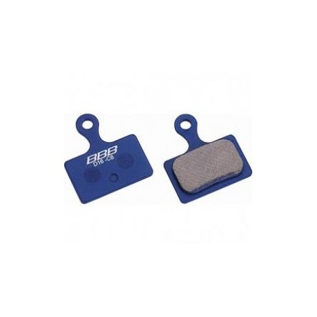Pastillas Freno Disco Bici BBB Tektro Iox/Lyra BBS-76 Bicycle Brake Pads