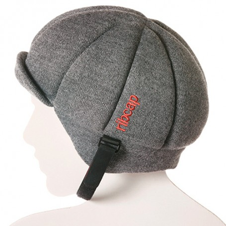 Gorro Proteccion Ribcap Jackson Gris S (Small) Outdoor Sports PROTECTION Hat