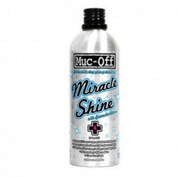 Abrillantador Muc-Off Miracle Shine 500ml. Referencia/Part nº: 2911501025
