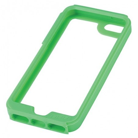 Funda móvil BBB De Silicona Mount Sleeve Para Iphone 5/5S Verde BSM-31 Referencia/Part nº: 2911501025