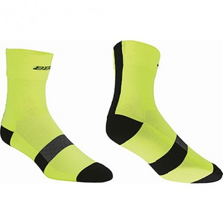 Calcetines BBB Highfeet Amarillo Fluor T-L (44-47) Bso-07 Referencia/Part nº: 2911501025