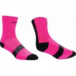 Calcetines BBB Highfeet Rosa Fluor T-S (35-38) Bso-07 Referencia/Part nº: 2911501025