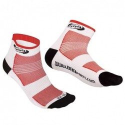 Calcetines BBB Technofeet Bso-01 Blanco/Rojos T-M Referencia/Part nº: 2911501025