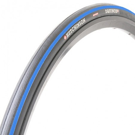 Cubierta Hutchinson carretera Equinox 2 Negra/Azul 700X23 Aro Flexible Referencia/Part nº: 2911501025