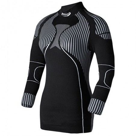 Camiseta Interior M/L BBB Thermolayer Mujer Buw-16 T-M/L Negra Referencia/Part nº: 2911501025