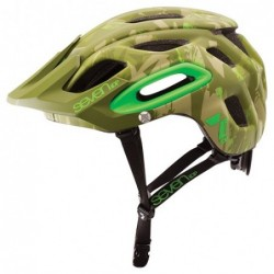 Casco 7 Protection M2-17 Camo Verde/Lima T-M/L (55-59Cm) Referencia/Part nº: 2911501025
