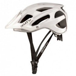 Casco 7 Protection M4-17 Blanco/Negro T-S/M (54-58Cm) Referencia/Part nº: 2911501025