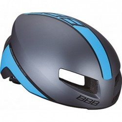 Casco BBB Carretera Tithon BHE-08 Gris-Azul T-M Referencia/Part nº: 2911501025